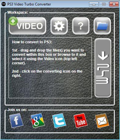 Vorschau PS3 Video Turbo Converter - Bild 1