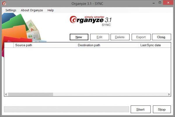 Vorschau Organyze SYNC - Bild 1