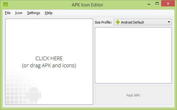 Vorschau APK Icon Editor - Bild 1