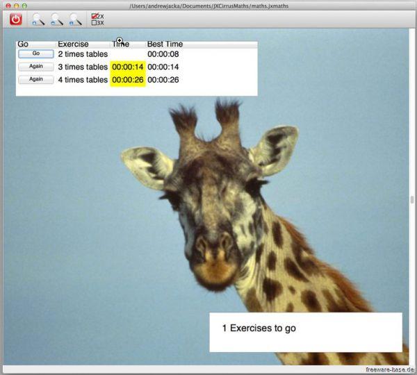 Vorschau JXCirrus Maths for Mac - Bild 1