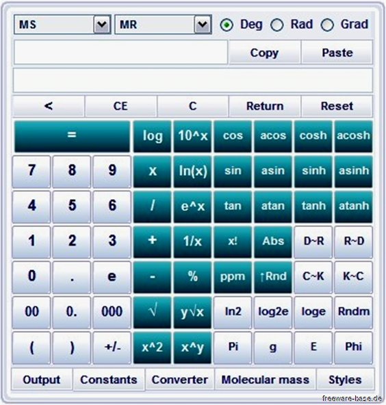 Vorschau DPLS Scientific Calculator - Bild 1