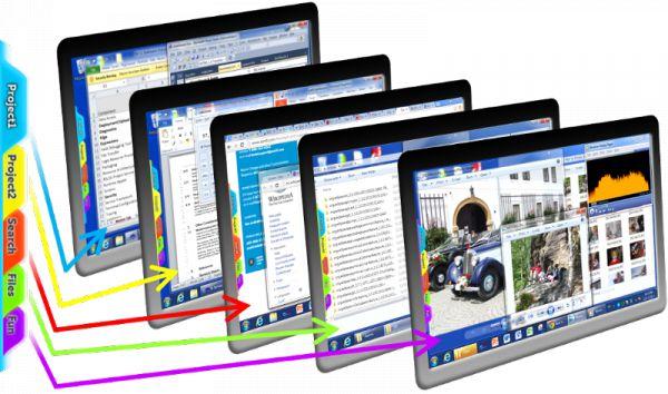 Vorschau ScreenTabs Free Edition - Bild 1