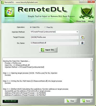 Vorschau RemoteDLL - Bild 1
