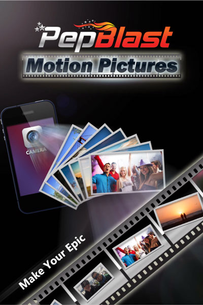 Vorschau PepBlast Motion Pictures for iOS - Bild 1