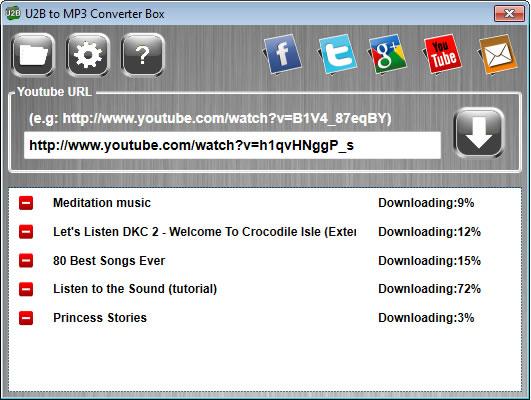 Vorschau U2B to MP3 Converter Box - Bild 1