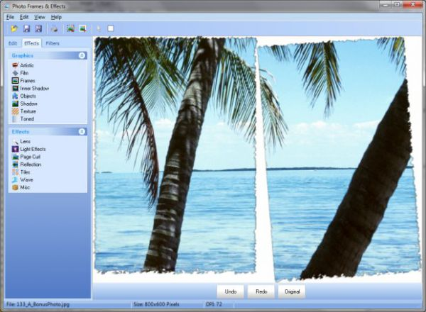 Vorschau Photo Frames and Effects Free - Bild 1