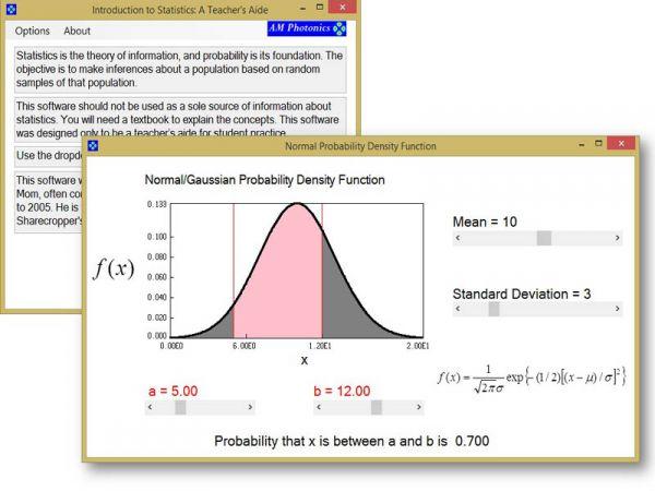 Vorschau Intro to Statistics, A Teachers Aide - Bild 1