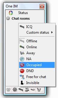 Vorschau One Instant Messenger - Bild 1