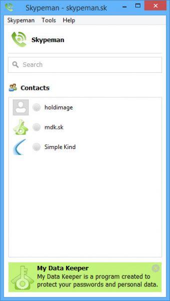 Vorschau Skypeman - Bild 1