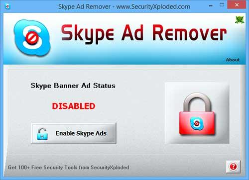 Vorschau Ad Remover for Skype - Bild 1