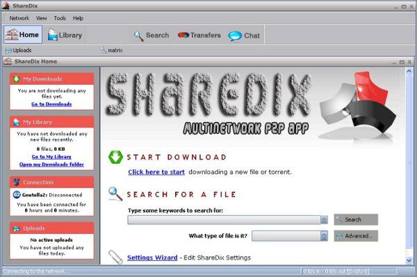 Vorschau ShareDix - Bild 1