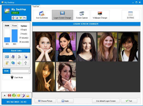 Vorschau FCorp - My Desktop - Bild 1
