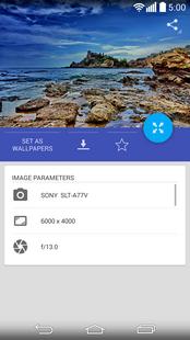 Vorschau Wallpapers HD - QHD fuer Android - Bild 1