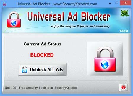 Vorschau Universal Ad Blocker - Bild 1