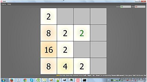 Vorschau 2048 Game Girls Choice For Windows - Bild 1
