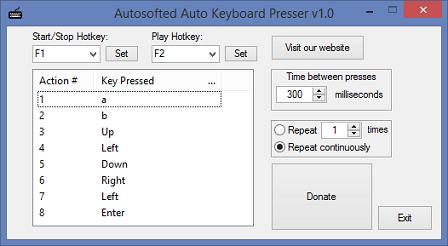 Vorschau Auto Keyboard Presser by Autosofted - Bild 1