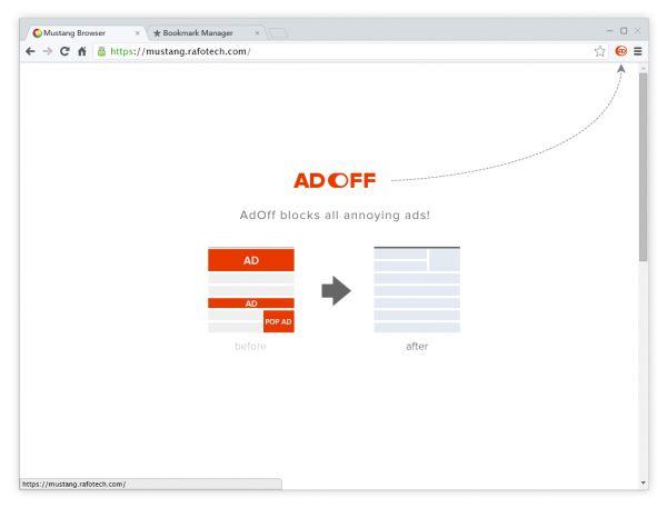 Vorschau Mustang Browser - Bild 1