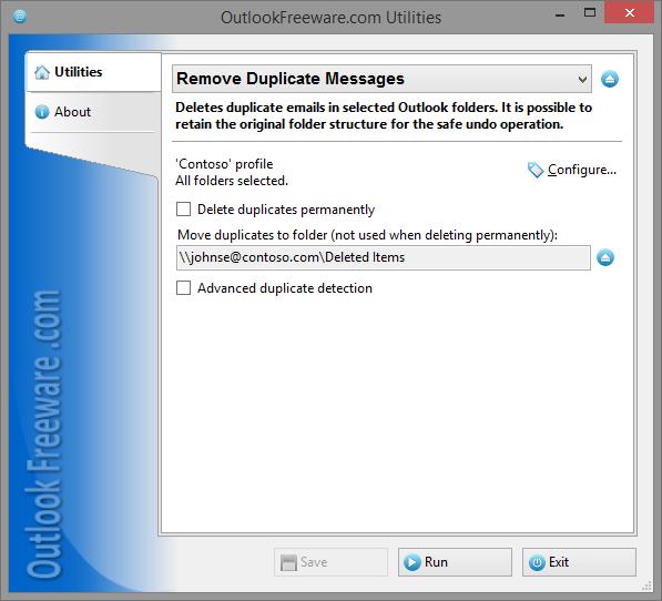 Vorschau Remove Duplicate Messages - Bild 1