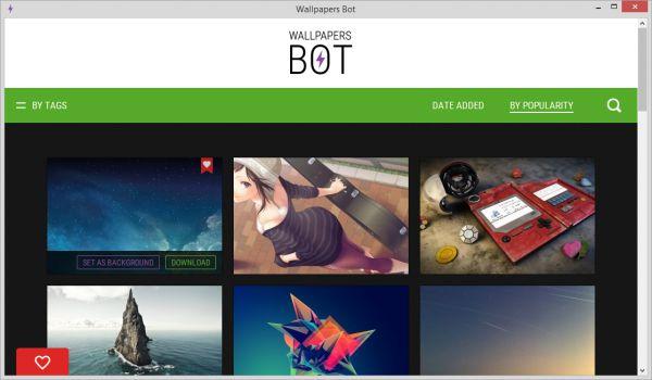 Vorschau Wallpapers Bot - Bild 1