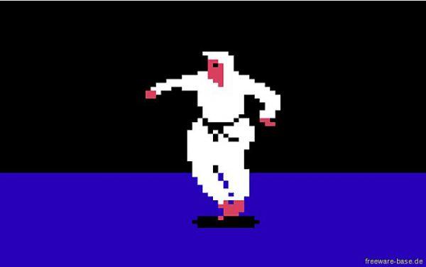 Vorschau Karateka Dance Screensaver - Bild 1