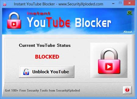 Vorschau Instant YouTube Blocker - Bild 1