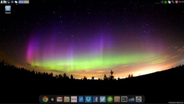 Vorschau Simplicity Linux - Bild 1