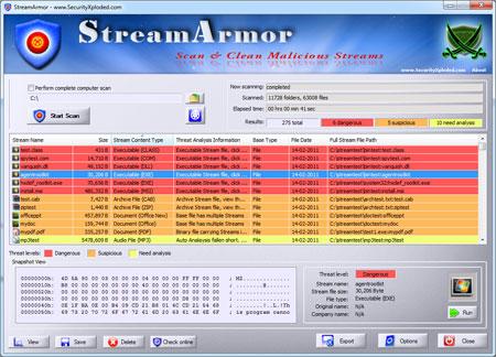Vorschau Stream Armor - Bild 1