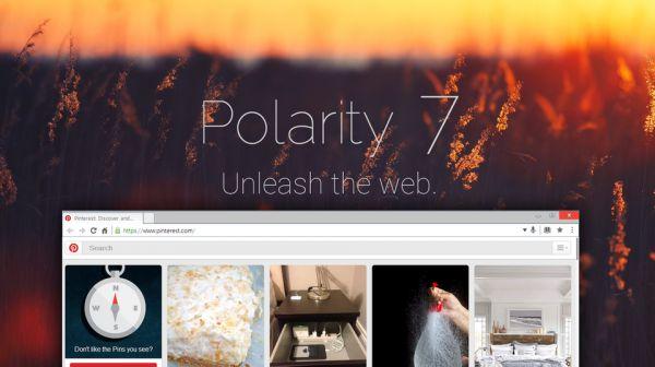 Vorschau Polarity Browser - Bild 1