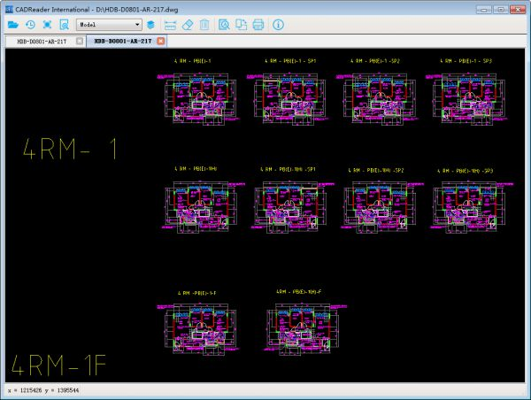 Vorschau CAD Reader - Bild 1