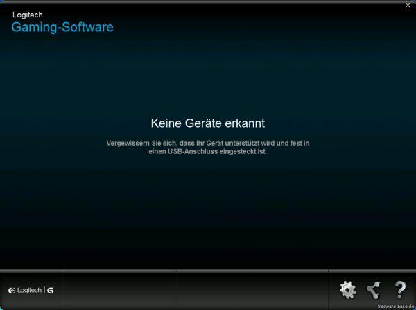 Vorschau Logitech Gaming Software - Bild 1