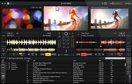 Vorschau Cross DJ Free fuer Windows - Bild 1