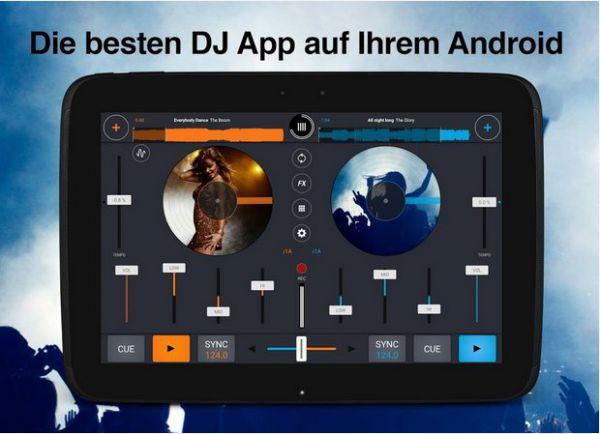 Vorschau Cross DJ Free für Android - Bild 1