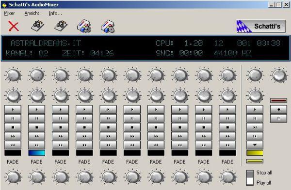 Vorschau AudioMixer - Bild 1