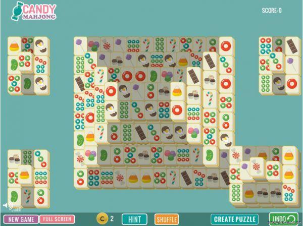 Vorschau Candy Plus Mahjong - Bild 1