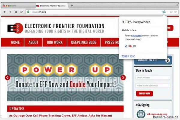 Vorschau HTTPS Everywhere für Opera - Bild 1