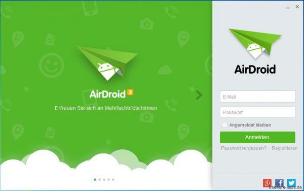 Vorschau AirDroid - Bild 1