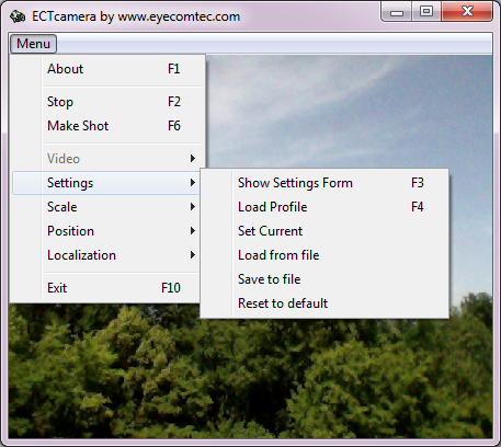 Vorschau ECTcamera - Bild 1