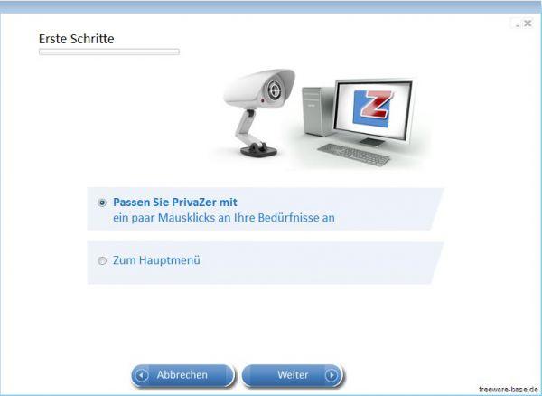 Vorschau PrivaZer und Portable - Bild 1