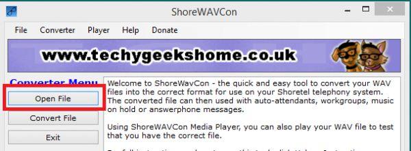 Vorschau ShoreWAVConv - Bild 1