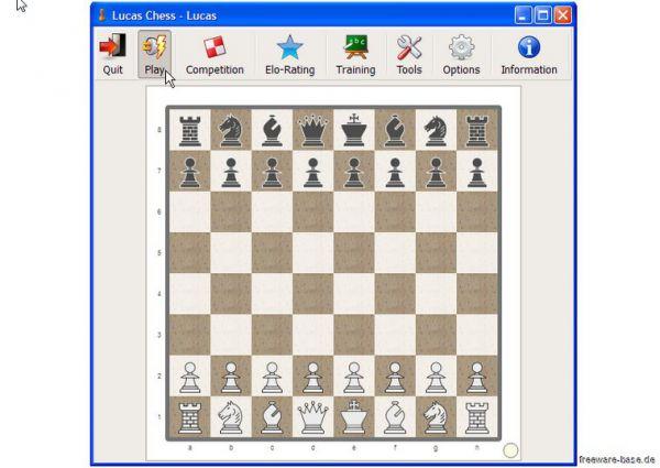 Vorschau Lucas Chess und Portable - Bild 1