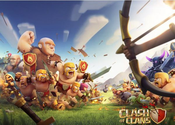 Vorschau Clash of Clans für Android und iOS - Bild 1