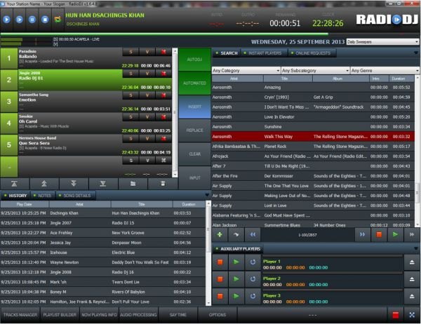 Vorschau RadioDJ - Bild 1