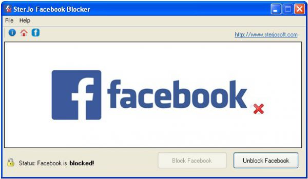 Vorschau SterJo Facebook Blocker and Portable - Bild 1
