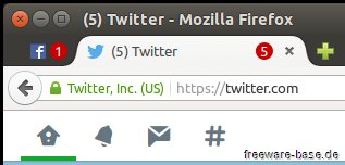 Vorschau Tab Badge für Firefox - Bild 1