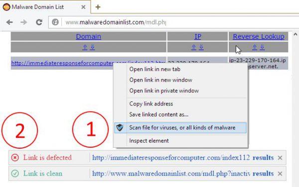 Vorschau Security Plus fuer Mozilla Firefox - Bild 1