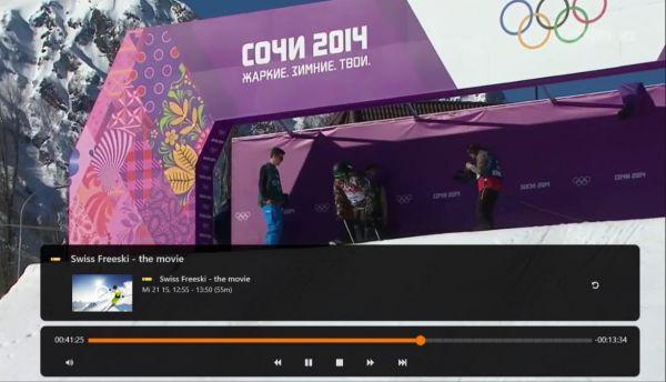 Vorschau Zattoo Live TV fuer Windows 8 und 10 App - Bild 1