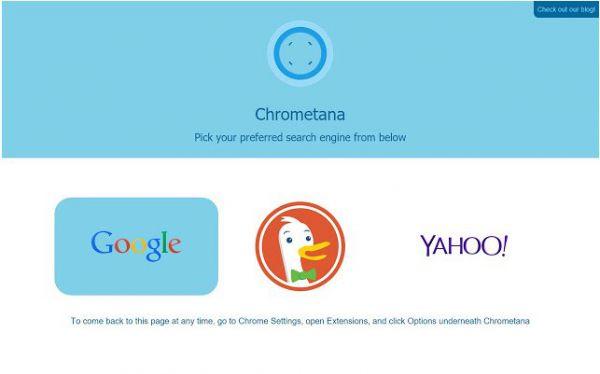 Vorschau Chrometana für Chrome - Bild 1