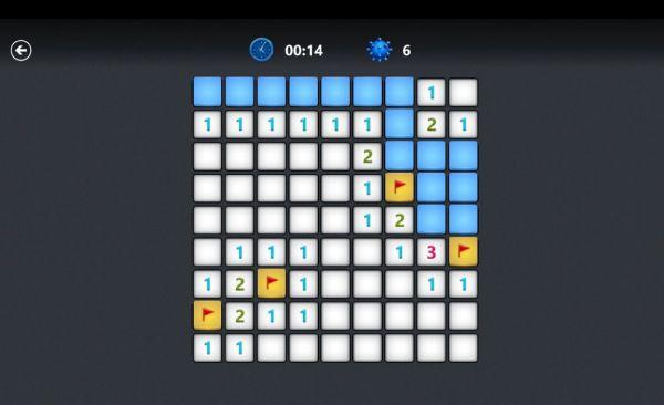 Vorschau Microsoft Minesweeper fuer Windows 10 App - Bild 1