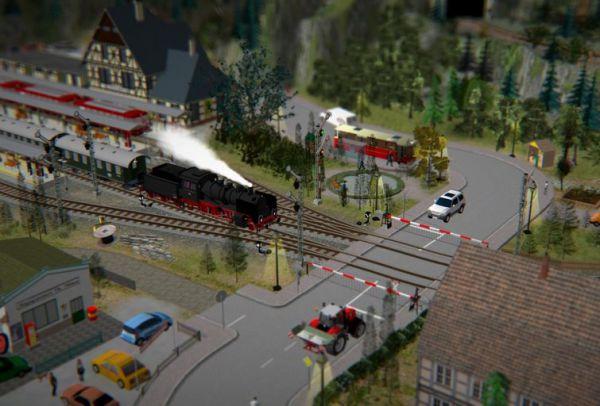 Vorschau 3D-Modellbahn Studio - Bild 1