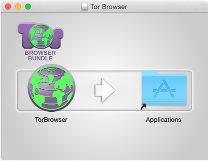 Vorschau Tor-Browser-Paket für Mac - Bild 1